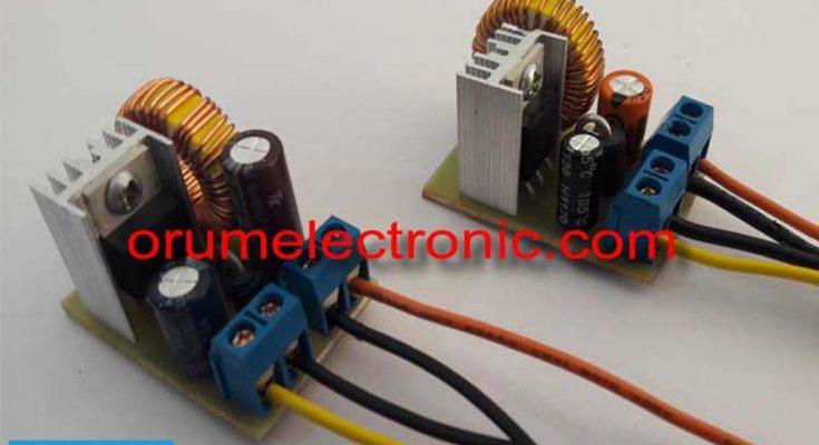 12 to 5 volt converter