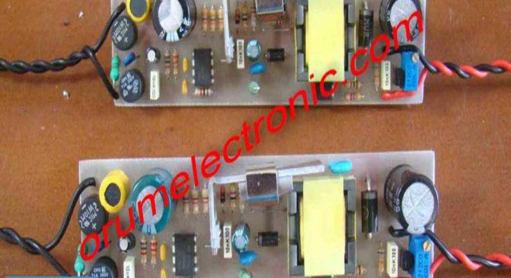 Design And Make of electronics CIRCUIT