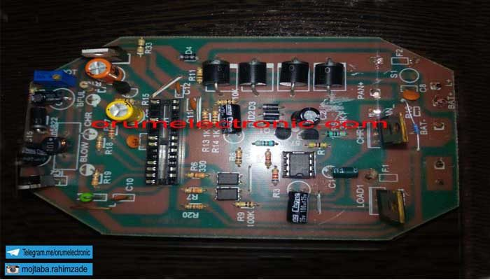 Production of Solar Charge Controller