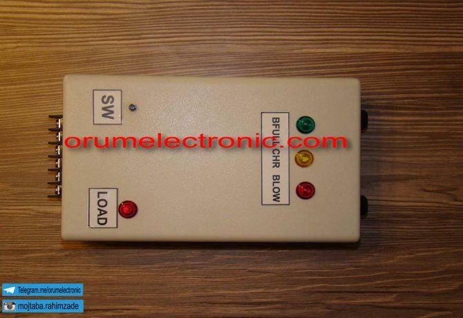 ۲۴ volt to 200 volt converter circuit