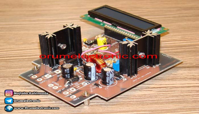 Solar Charge Controller 3A