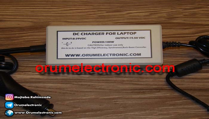 Laptop Charger with car cigarette lighters