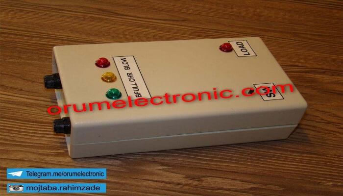 خرید شارژ کنترلر خورشیدی