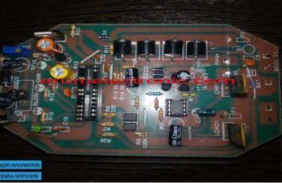 ساخت انواع شارژ کنترلر خورشیدی