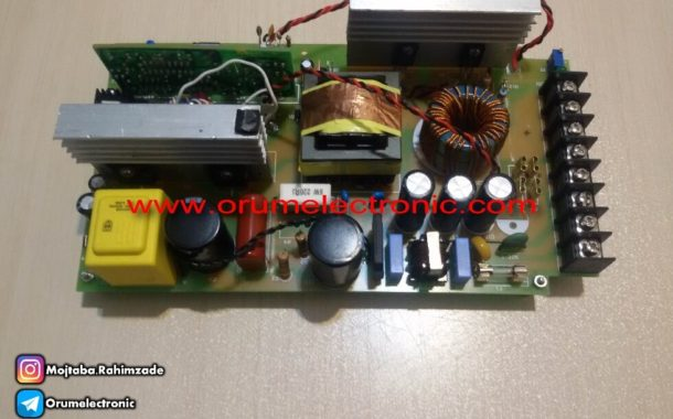 Switching power supply 12V 35A
